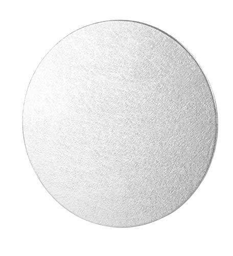 Tala 10A20308 Round Cake Board, Silver by Tala (Image #2)