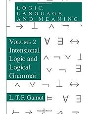 Logic, Language, and Meaning, Volume 2: Intensional Logic and Logical Grammar