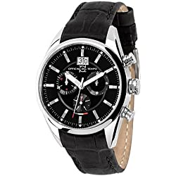 Officina del Tempo Elegance OT1037/110NN Men's Watch (Made in Italy)