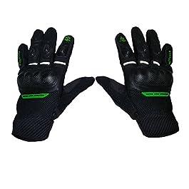 MOTOTECH Urbane Short Carbon Gloves