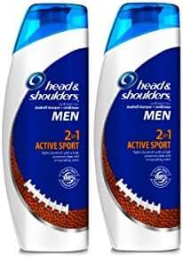 Shampoo & Conditioner: Head & Shoulders Men Active Sport 2-in-1