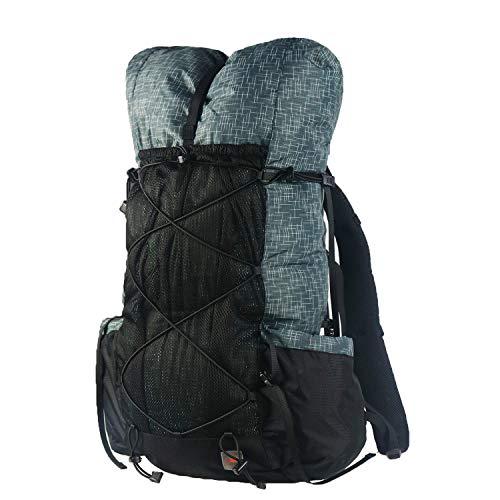 86569cd20f06 登山用バッグ バックパック スポーツ/アウトドア/キャンプ/ハイキング用 男女兼用 40