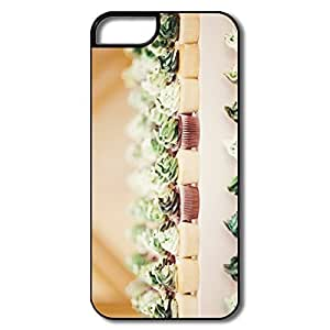 New Style Cool St Patricks Day Cupcakes IPhone 5/5s IPhone 5 5s Case For Her