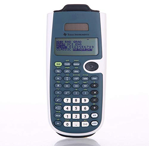 Scientific Calculator Calculators TI-30XS MultiView Scientif
