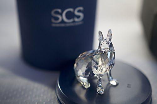 Swarovski Arctic Hare 2011 Event Piece Crystal Figurine – Retired 1055005