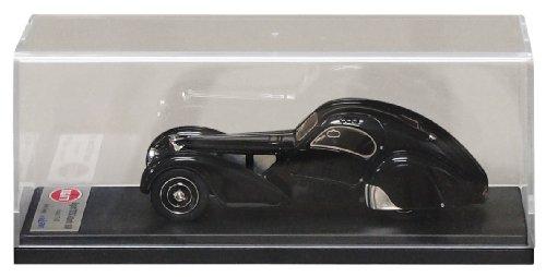 1/43 ブガッティ Type57S Atlantic 1938 シャーシno. 57.453 `Voiture Noir` ブラック LS401