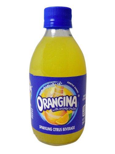(Orangina Orange Soda (12 Bottles) )