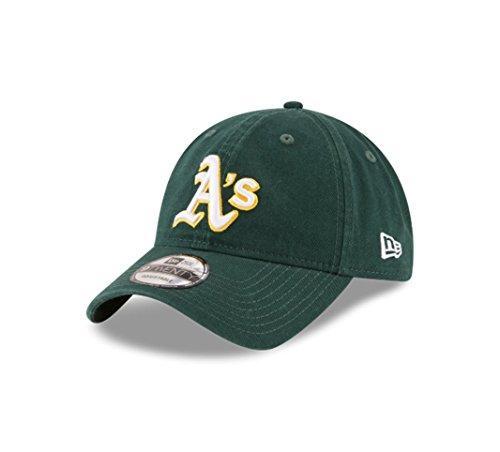 New Era 920 MLB CORE Classic Replica Oakland Athletics Road DAD Cap