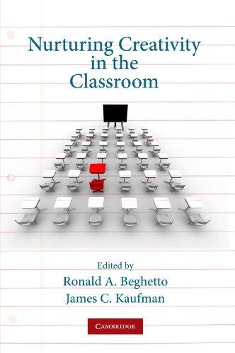 Nurturing Creativity in the Classroom by Brand: Cambridge University Press