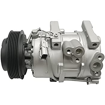 RYC Remanufactured AC Compressor and A/C Clutch AGH305