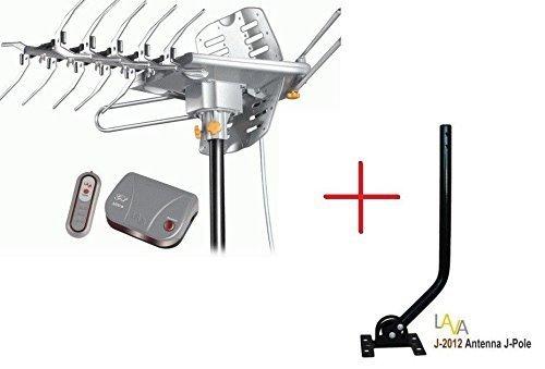 LAVA HD-2605 ULTRA HDTV DIGITAL ROTOR Amplified Outdoor TV A