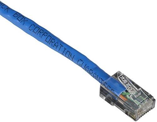 Black Box 50FT Blue CAT6 550MHz Patch Cable UTP cm No Boot