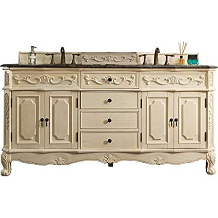 James Martin Furniture 72 In Bathroom Double Vanity In Antique