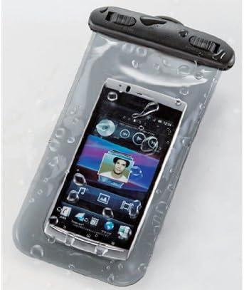KSix BXFU10W01 universal bolsa impermeable para Smartphone: Amazon ...