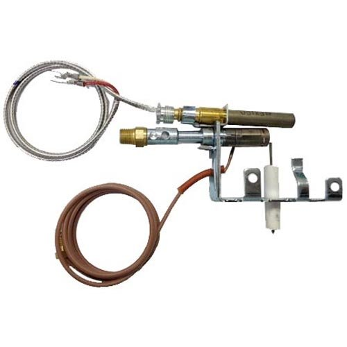 Monessen 14D0477 LP Gas ODS Milivolt Fireplace Pilot