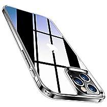 TORRAS 高透明 iPhone用 ケース 薄型 耐衝撃構造 黄変防止 PCハード背面 TPUバンパー 米軍規格 ...