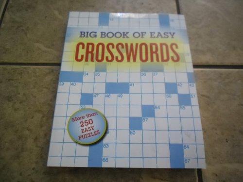 Big Order of Easy Crosswords