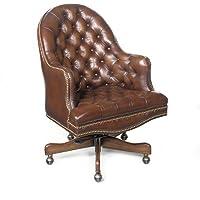 Hooker Furniture Seven Seas Executive Chair in Derby Prairie Meadow