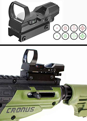 TRINITY SUPPLY tippmann Cronus Accessories Sight Reflex by TRINITY SUPPLY