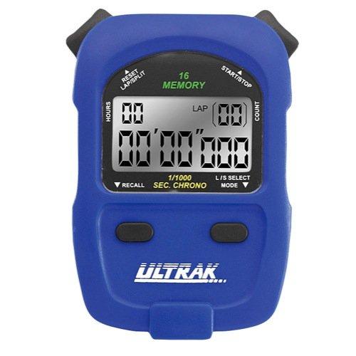 Ultrak 460 16 Lap Memory Stopwatch