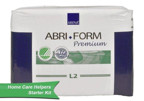 Abena Abri-Form Premium, Large (L2) (Sample Pack of 2)