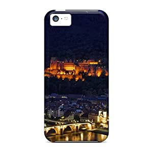 Special Design Back Heidelberg Alemania Puente Phone Case Cover For Iphone 5c by mcsharks