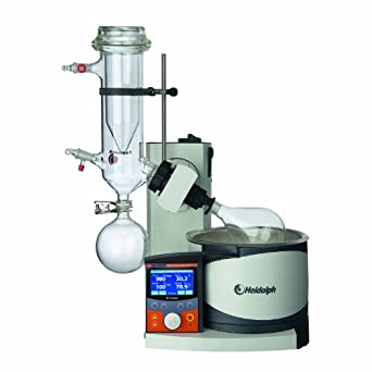 Heidolph 36001310 Hei-Vap Precision Rotary Evaporator, G5B Dry Ice Condenser, Coated Motor Lift