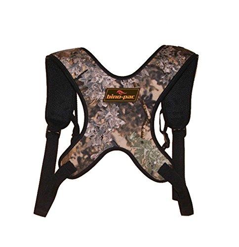 Hunting Bino-Pac Binocular Harness (Kings Desert Shadow Camo) King Harness
