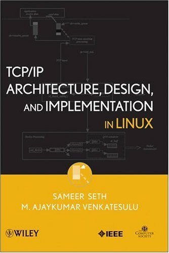TCP/IP Architecture, Design and Implementation in Linux Doc
