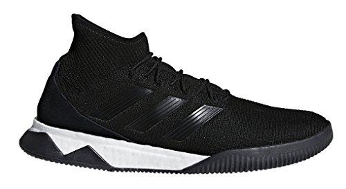 Adidas Mens Predator Tango 18.1 Trainer Core Nero / Core Nero / Calzatura Bianca