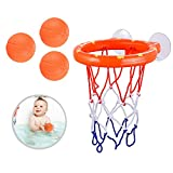 Best Bathtub Toy With Balls - House Ur Home Bath Toy Fun Basketball Hoop Review