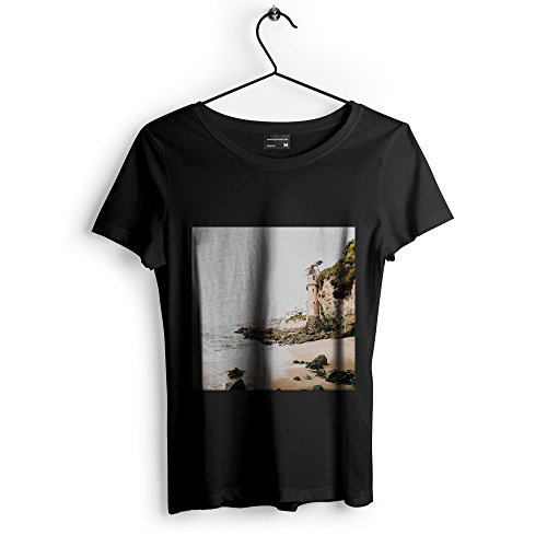 Westlake Art Unisex T-Shirt - Book of - Graphic Tee - Black Adult Medium (e3t 7a0 00e) Book Cliff Photography