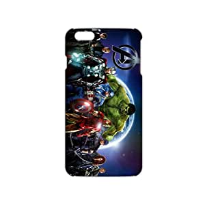 2015 Ultra Thin The Avengers 3D Phone Case for iPhone 6