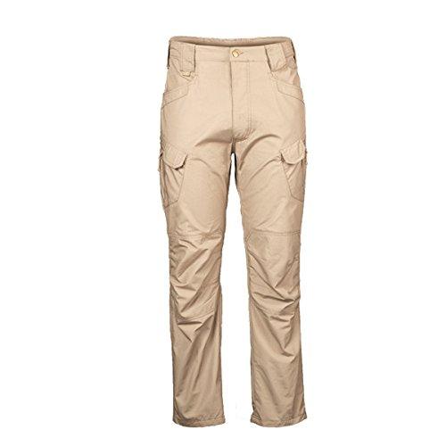 Paintball Uniforme Pantalon Lanbaosi Pantalons Combat Hommes De Tenues Jaune Militaire v68Bvq