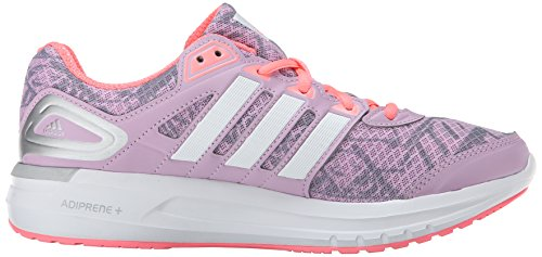 Zapatillas De Running Adidas Performance Mujeres Duramo 6 W Orchid Light / Blanco / Light Flash Rojo