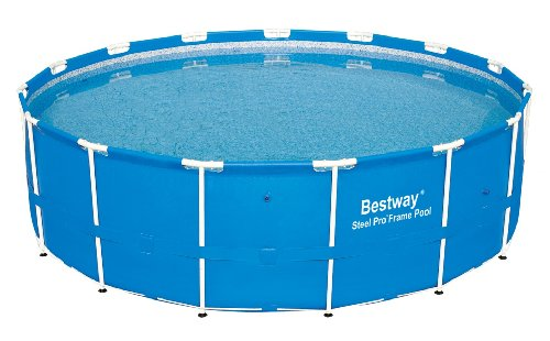 "Price comparison product image Steel Pro 15' x 48"" Frame Pool Set"