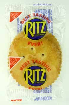 Nabisco Ritz Crackers - 2 pack (Pack Of 300)