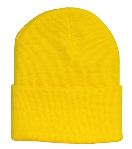 dealzip-inc-fashion-unisex-outdoor-sports-snowboarding-blank-long-cuff-beanie-cap-hat