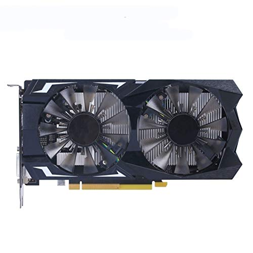 Videokaart Fit For Sapphire AMD Radeon RX 460 2GB Scherm Videokaarten GPU RX 460 2GB Grafische Kaarten Desktop PC…