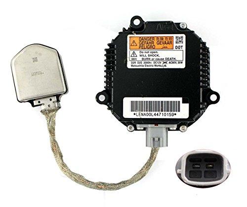 Xenon BALLAST HID CONTROL UNIT MODULE ECU BOX COMPUTER For Nissan Infiniti (Computer Altima Nissan)