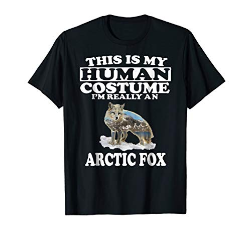 Wrath Costumes Hair - This Is My Human Costume I'm Really An Arctic Fox
