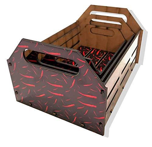 Kit Caixa Decorativa - Pimenta