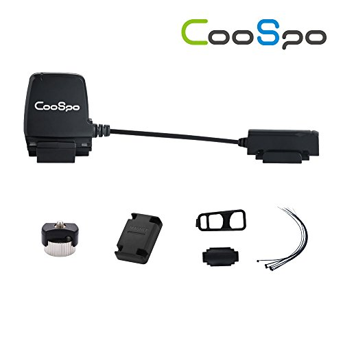 Bluetooth 4.0 & Ant+ Coospo Smart Wireless Waterproof Fitness Tracker Bike Speed Cadence Sensor by CooSpo (Image #6)