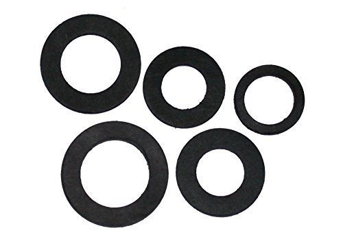 "Needa Parts 671256 5/8"" Oil Drain Plug Gasket, (Pack of 25)"