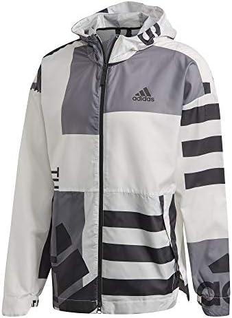 adidas Herren Urban AOP W.rdy Sport Jacket
