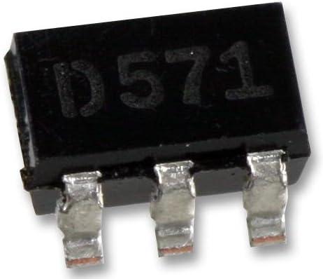 Pack of 5 SMF05C SMF05C TVS Diode SMF Series 6 Pins SOT-323 Unidirectional 12.5 V 5 V