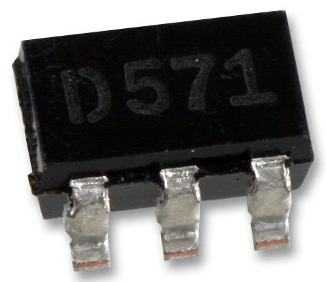 MAX6895AAZT+T - MPU Supervisor, 1.5V-5.5V supply, Active-High, Push-Pull reset, 500 mV threshold, TSOT-23-6 (Pack of 20) (MAX6895AAZT+T)