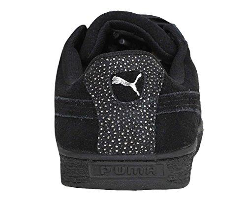 Heart Zapatillas Puma Noir Suede Wn's Mujer Bubble Para vqqnzwa85