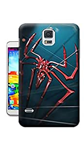 MaskShow A Special Spider TPU Phone Case For Samsung S5