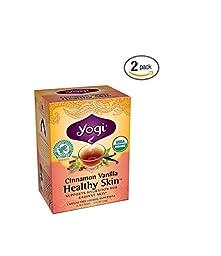 Yogi Teas Tea Cinn Van Hlthy Skin O